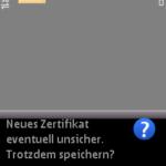 N95 - Sicherheitswarnung